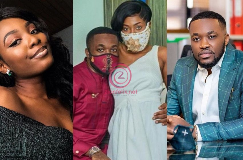 Kennedy Osei Shares Stunning Unseen Photos Of His Wife Online As She Celebrates Her Birthday Today