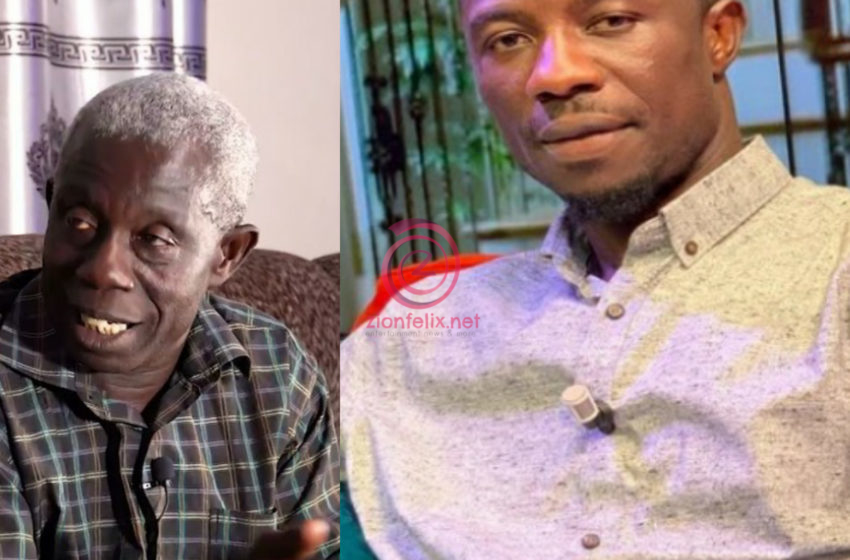 Two Kids Beat Kwaku Manu So I Organized A Rematch For Him To Also Beat Them  – Actor's Father Tells Story