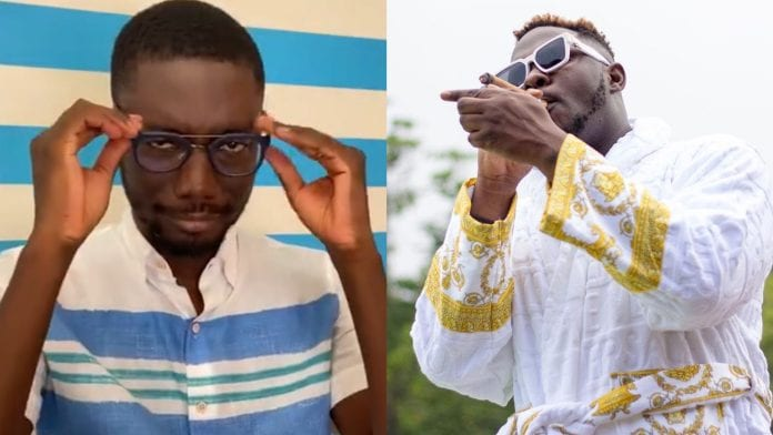 Ameyaw Debrah Receives 'Fake' Rolex Watch – Shares Video Online To Mock Medikal