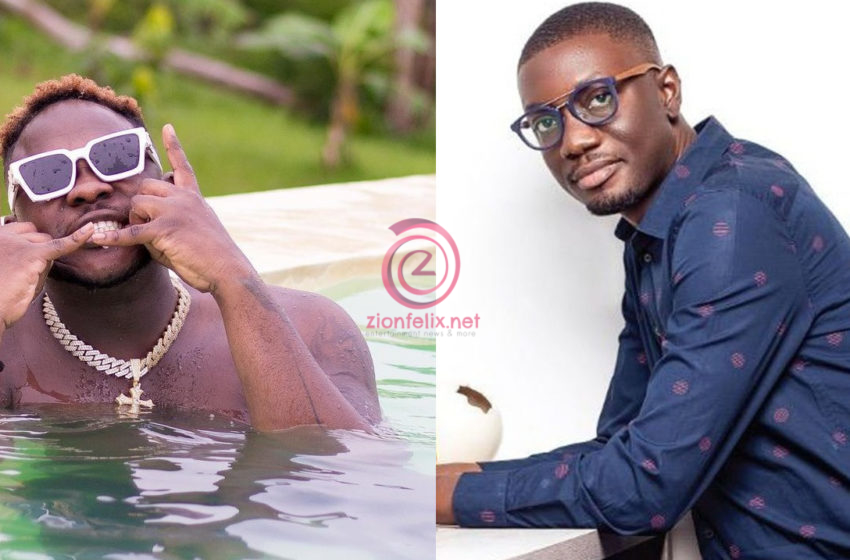 Medikal Insults Popular Blogger, Ameyaw Debrah Over His Supposed Reaction To The Alleged Fake Rolex Brouhaha (Video)