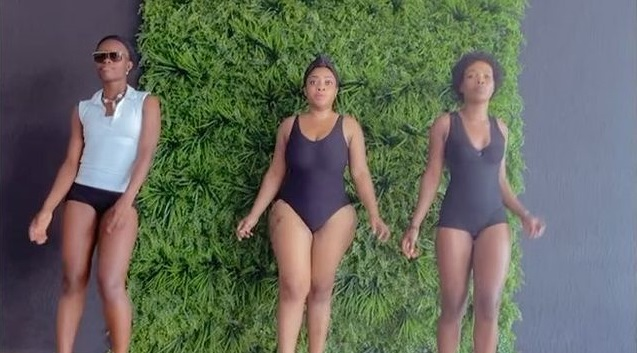 Celebs Laugh At Moesha Buduong As She Starts Dancing Lessons In Her B!kin! Wear (Video)