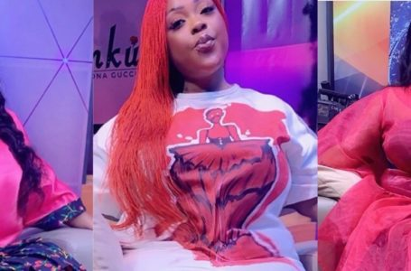 Mona Gucci Reacts To Reports Suggesting That She Was Sacked By Kantanka TV (+video)
