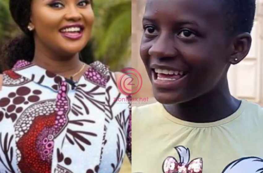 Anytime I Feel Like Giving Up, I Look At Nana Ama McBrown's Picture To Motivate Myself – Araba Attah