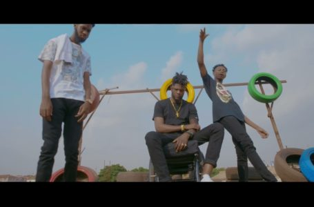 Ogidi Brown Teams Up With Kweku Flick And Ypee On New Song 'Amen' – Watch Video