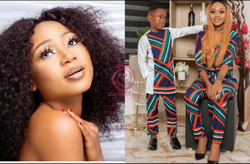 Breaking News: Akuapem Poloo Jailed 90 Days Over The N*de Photo With Her Son