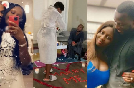 Princess Shyngle Takes Solace In Her Ex-lover After She Divorced Her Husband, Bale-Gaye Just Three Months After They Got Married (Videos)