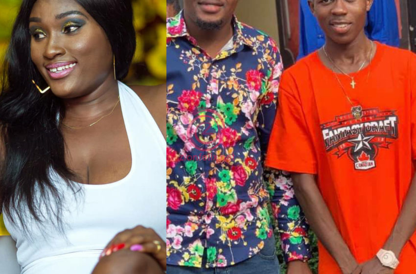 """""""Respect Yourself And Stay Away From Anything Strongman Related"""" – Strongman's Manager Tells Ruthy After She Claimed The Rapper Was Pounding Fufu For Sarkodie"""