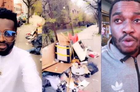 USA-based Ghanaian Gentleman Drops Contrary Video To Challenge Twene Jonas' Claims That 'The System Is Working' There