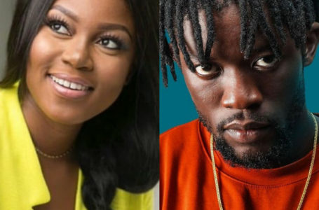 No, I Am Not Dating Yvonne Nelson – Worlasi Debunks Rumours