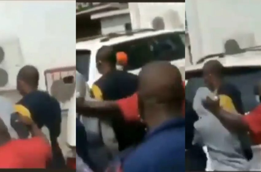 Video Of Akuapem Poloo Being Dragged Out Of Court To Serve Jail Term Pops Up (Watch)