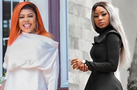 Afia Schwarzenegger Finally Reveals Why She Is Unperturbed About Akuapem Poloo's Sentence – Details Why Akuapem Poloo Actually Landed In Court (+video)