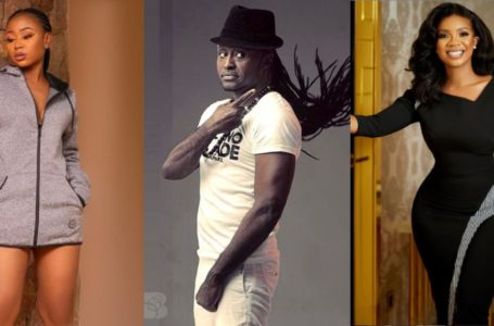 Reggie Rockstone Jabs Serwaa Amihere For Criticising Those Begging For Akuapem Poloo (See Their Beef)