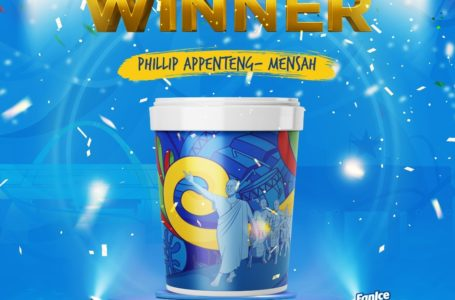 Philip Appenteng-Mensah Crowned Winner Of FanIce Art Of Freedom Challenge