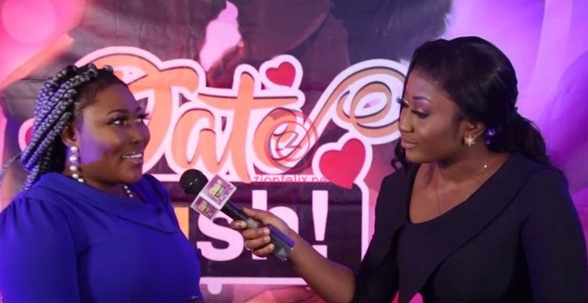Ruby Of TV3's Date Rush Exposed After She Claimed She Was Single And A Virgin Just To Get A Date On Live TV (+screenshot)