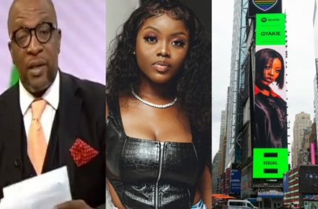 Gyakie Featured On BBC Following Her Spotify Billboard Appearance In Times Square (Video)
