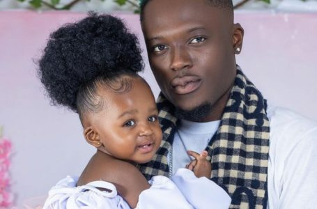Okesse 1 Celebrates His Beautiful Daughter's Birthday With Stunning Photos