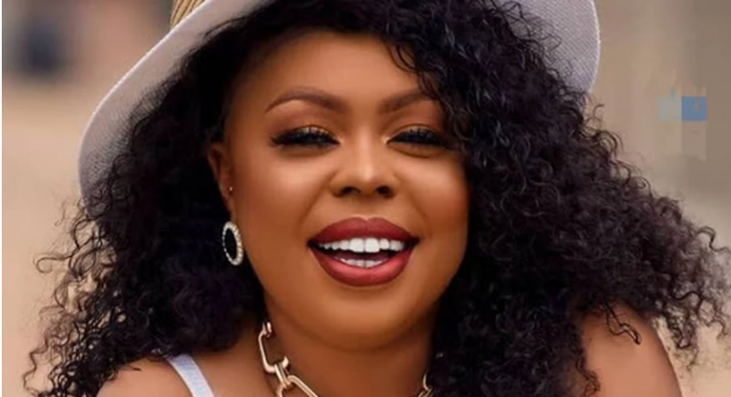 Afia Schwarzenegger Charges GRA To Chase Celebrities For Ghc 10K Celebrity Tax Introduced By Akuffo-Addo (Video)