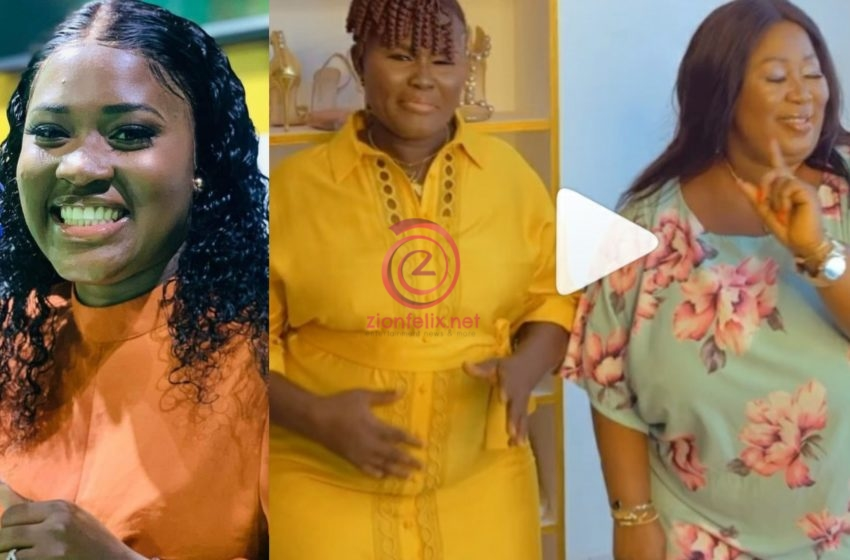 Fella's Mum and Medikal's Mum Jam To Their Favorite Songs As They Mark Mother's Day (Videos)