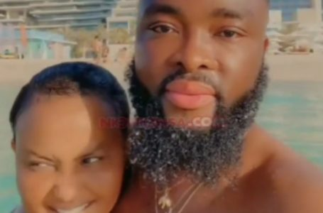 Lovely Moments From McBrown And Husband's Dubai Baecation Surfaces Online (Video)