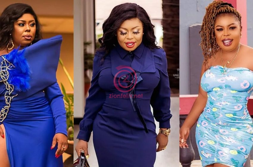 VIDEO: Afia Schwarzenegger Endorses The Suspension Of Captain Smart By Angel FM And Justifies Why It Is Good