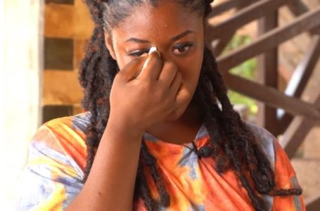I Hate My Father For Abandoning Me – Dr Likee's 'Girl' Ewurama Reveals