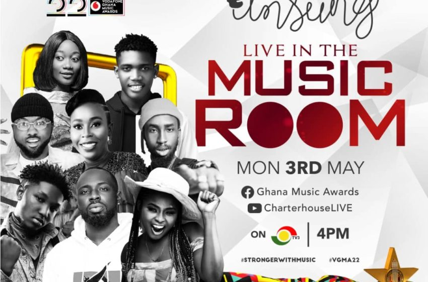 VGMA22 Unsung Show, Airing On Monday 3rd May