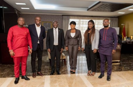 Ghana's Selected Candidate For The Commonwealth Youth Council Receives Big Endorsement From The Vice President Of Ghana