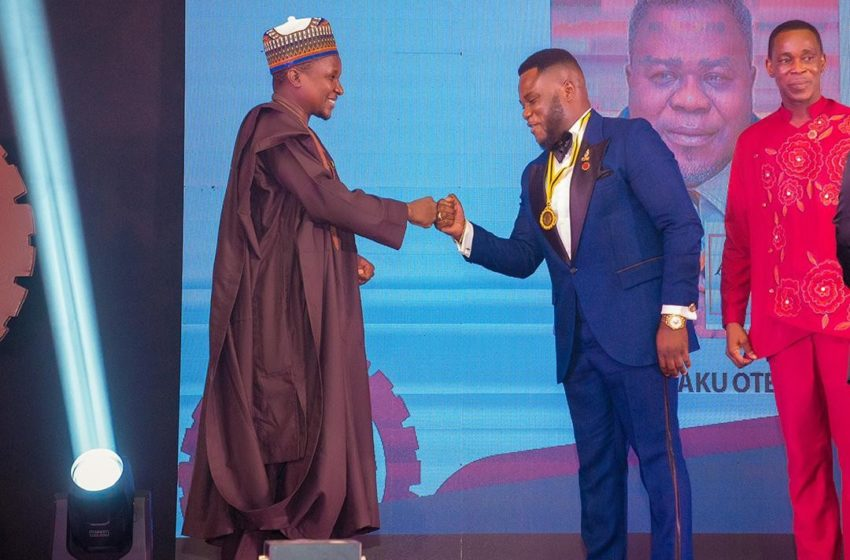 Adonko Bitters Wins 2021 Best Beverage Producing Company Of The Year