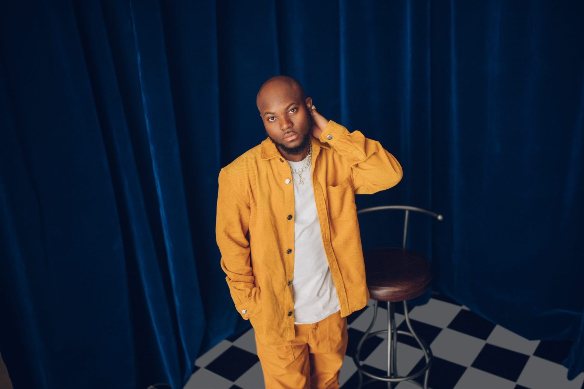 King Promise Announces Signing To 5k Records/Sony Music UK