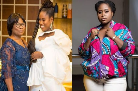 Lydia Forson Curses Social Media User For Saying Her Mother Does Not Deserve To Be Celebrated On Mother's Day
