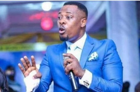Prophet Nigel Gaisie Explains Why Womanizing, Alcohol Drinking And Stealing Doesn't Make A Man Of God Fake