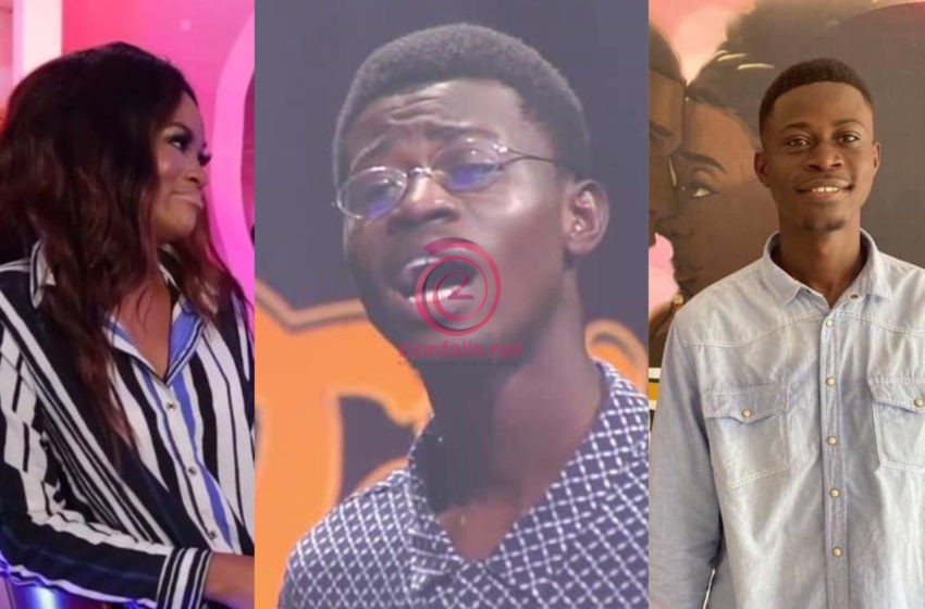 Watch Video Of The Shocking Moment KNUST's Sammy Did A Beautiful Lady Yawa On Date Rush By Declining To Go On Date With Her On Live TV