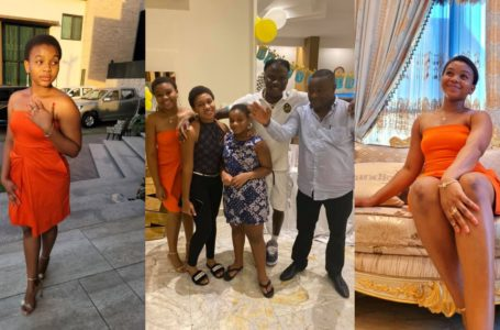 Stonebwoy Makes Surprise Appearance At Hassan Ayariga's Daughter's 17th Birthday Celebration (See Photos)