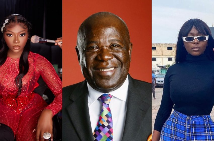 Sefa Reacts To Sam Jonah's Comment That Songs These Days Do Not Inspire