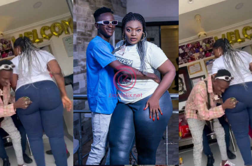 I Love You More Than My Mother – Ali Of Date Rush Fame 'Disowns' Mom As He Proposes To Shemima (Watch Video)