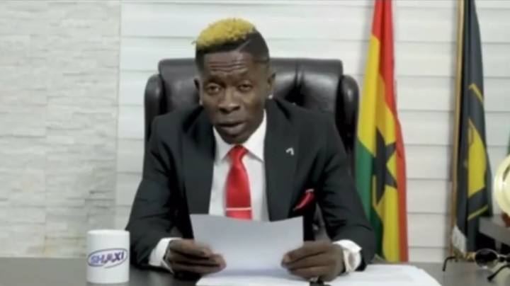 Shatta Wale Releases State Of The Industry Address, Recounts His Business Dealings In The USA (Video)