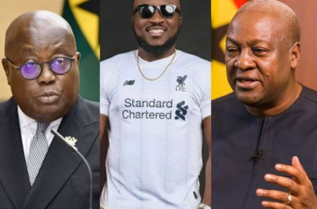 If You Are The Most Verbally Abused President, What Should Mahama Say? – DKB Disagrees With Akuffo-Addo (Video)