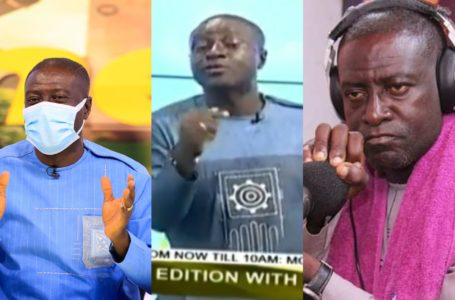 Capt Smart Starts Work With Onua TV, Gets His Own Backing Vocalist – Watch Video