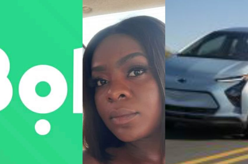 Lady Narrates How A Bolt Driver Refuse To Return A Bottle of Wine She Left In His Car Because It Was His Favorite Too (+ Screenshot)