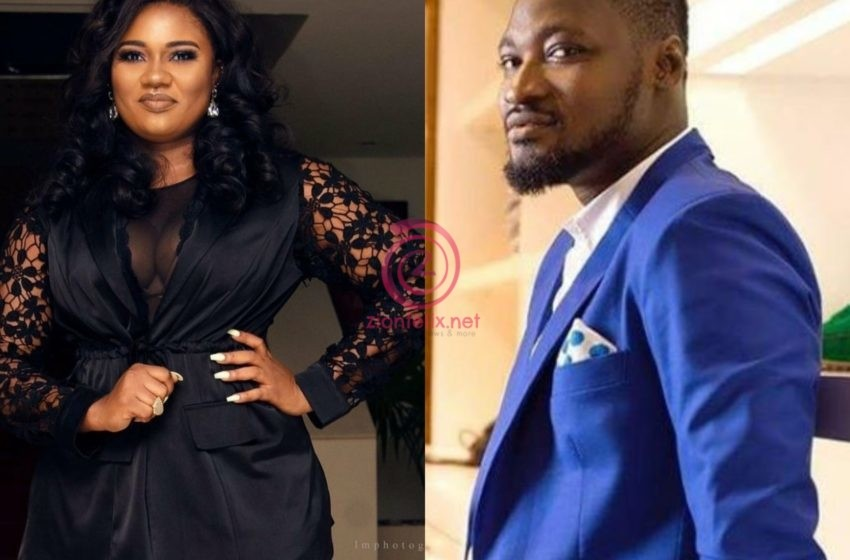 Screenshots Of Funny Face And Abena Korkor's Chats Surface Online After He Revealed His Name Will Be On Her Next List