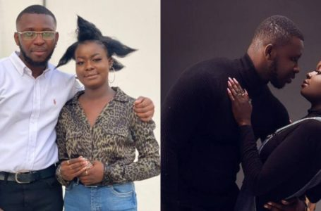 Date Rush Couple Fatima And Bismark Take Over Social Media With Their 'Odo Y3 D3' Photos (See)
