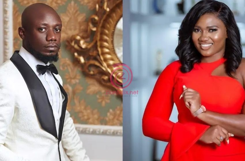 Abena Korkor Angrily Threatens To Expose Popular Blogger, Nkonkonsa After He Allowed The Private 'Apology' She Sent To Him To Be Read On Live Radio – Screenshot