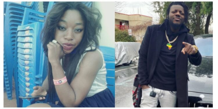 Alleged Baby Mama Of Pope Skinny Bemoans Over His Failure To Take Care Of Their Daughter