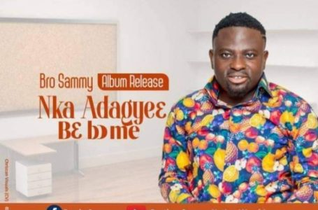 Brother Sammy Successfully Launches 5th Album In Kumasi (Watch Videos)