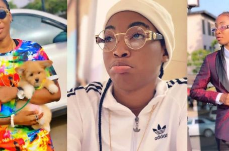 Check Out Five Stunning Photos Of Elladeevah Ellios, The Alleged Ghanaian l3sbi@n Who Was Reportedly Drugg3d & R@p3d By A Gang For Two Days