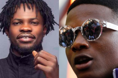 Fameye Hints At Collaboration With Wizkid