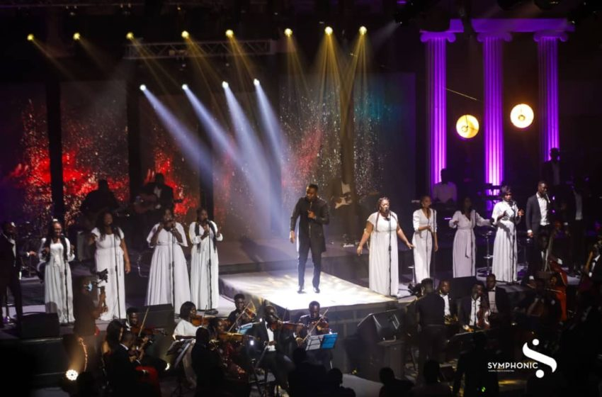 Symphonic Music Collaborates With Joe Mettle On Hallelujah