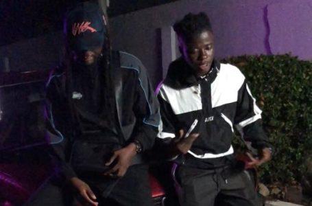 Da Yanney & Pappy Kojo On Set With Prince Dovlo For 'Sleepless' Music Video Shoot