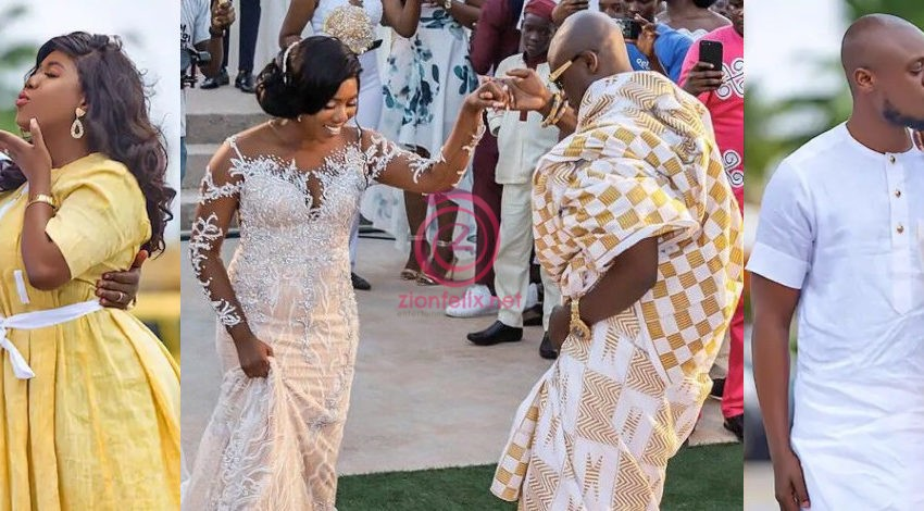 VIDEO: Victoria Lebene Shows Off Crazy Dance Moves Ahead Of Her Marriage Ceremony Despite All The Controversies About Her Hubby And Abena Korkor