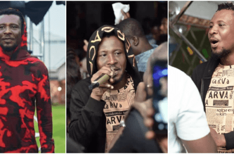 VIDEOS: Okomfour Kwadee Bounces Back With Splendid Performance As He Entertains Fans At His Birthday Party With Samini And Other Top Stars In Attendance